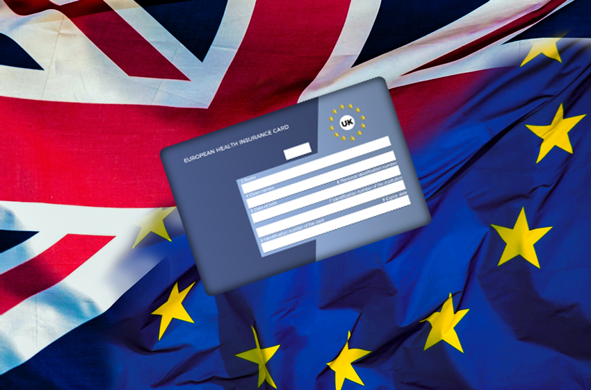 European Health Insurance Card and Brexit EHIC submission