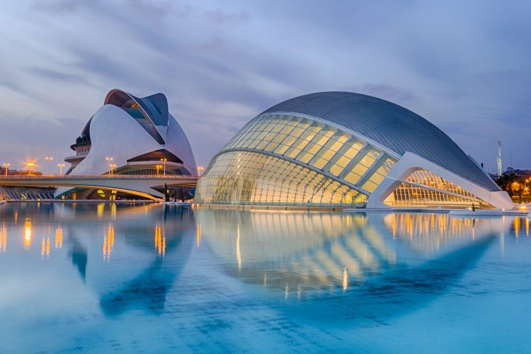 Is Valencia the best city in Spain?